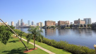 Rental properties on Harbour Island just South of downtown Tampa Florida