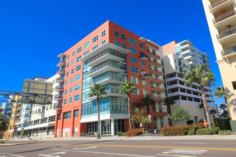 buy a rental property in Tampa like one of these at Grand Central condominiums in Channelside